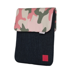 Techie iPad Sleeve with Jane Panel